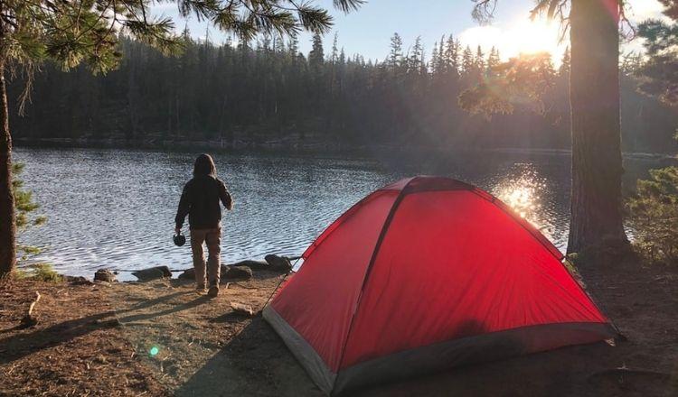 tarp eller tält
