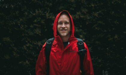 Vandra när det regnar – Tips & saker att tänka på